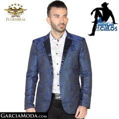 Blazer Señor de los Cielos 42609-Negro-Azul