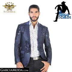 Blazer Señor de los Cielos 42844-Azul-Marino