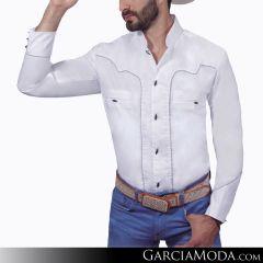 Camisa Charra El Señor De Los Cielos 124516 Negro