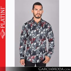 Camisa Platini Luxury Collection DPE6701