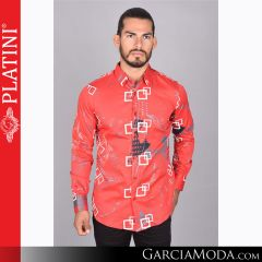 Camisa Platini Luxury Collection DPE6702