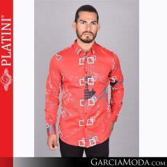 Camisa Platini Luxury Collection DPE6702