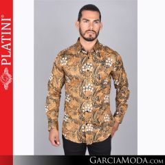 Camisa Platini Luxury Collection DPE6704