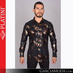 Camisa Platini Luxury Collection DPE6704