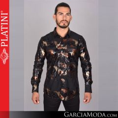 Camisa Platini Luxury Collection FPL7068