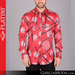 Camisa Platini Luxury Collection FPL7084