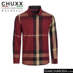Camisa CX CH-201 Burgundy