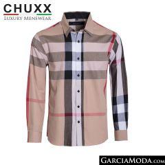 Camisa CX CH-201 Khaki