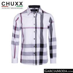 Camisa CX CH-201 White