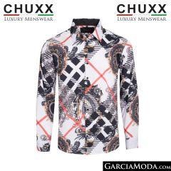 Camisa CX VL-380 White