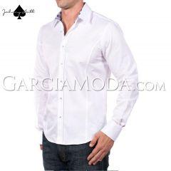 Johnny Matt Luxury Menswear JM-1213 White