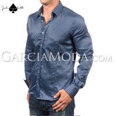 Johnny Matt Luxury Menswear JM-1069 Turquoise