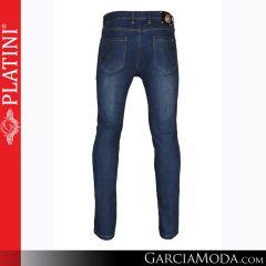 Pantalon Platini Luxury Collection DBP304_NAVY