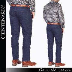 Pantalon Vaquero Centenario Western Wear 41330 azul obscuro
