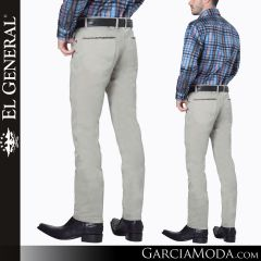 Pantalon Vaquero El General Western Wear 41157 stone