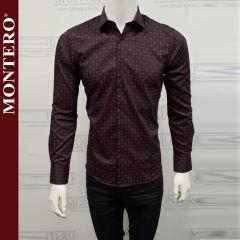 Camisa Vaquera Montero Western 0729 Negra