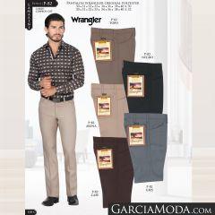 Pantalon Vaquero Lamsaini Western P82