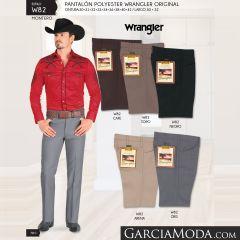 Pantalon Montero Western W82-Cafe-Topo-Negro-Arena-Gris