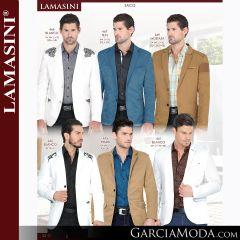Saco Lamasini Western 466-Blanco-467-Teal-469-Mostaza-464-Blanco-475-Khaki-461-Blanco