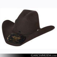 Texana 50X El Senor De Los Cielos 35008 lana chocolate