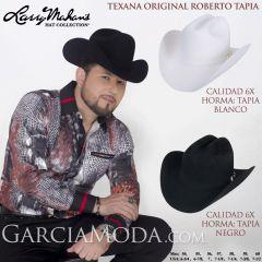 Texana Original Horma Roberto Tapia Calidad 6X ES UN ESTILO UNICO HECHO PARA ROBERTO TAPIA