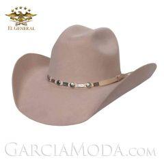Texana 23077  El General Western TORO 50X LANA ARENA