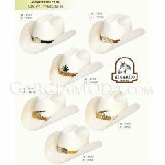 Sombreros Finos El Canelo Collection 184